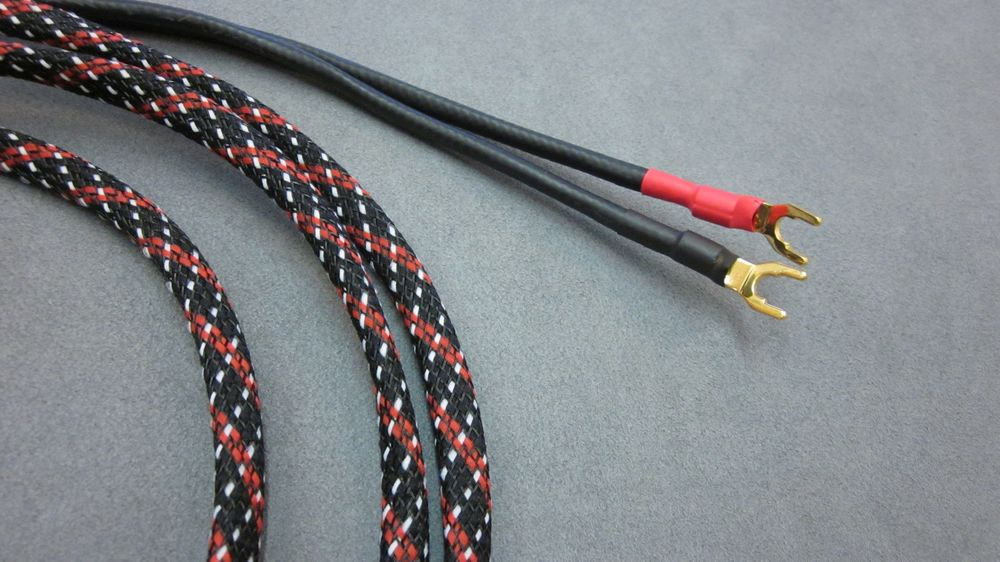 Gemini Speaker Cables – Dyrholm Audio
